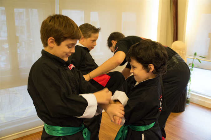 Wing Chun CHILDREN OUR IWKA PROGRAM OFFERS A TREASURE FULL OF BENEFITS FOR YOUR KID